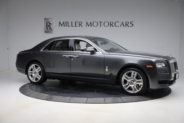 Used 2016 Rolls-Royce Ghost for sale $179,900 at Rolls-Royce Motor Cars Greenwich in Greenwich CT 06830 11