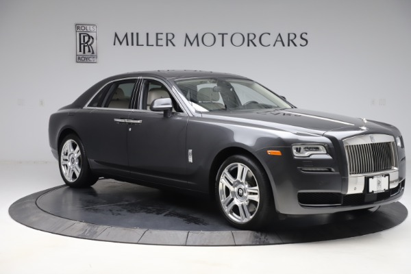 Used 2016 Rolls-Royce Ghost for sale $179,900 at Rolls-Royce Motor Cars Greenwich in Greenwich CT 06830 12