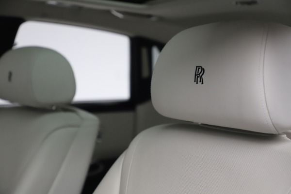 Used 2016 Rolls-Royce Ghost for sale $179,900 at Rolls-Royce Motor Cars Greenwich in Greenwich CT 06830 23