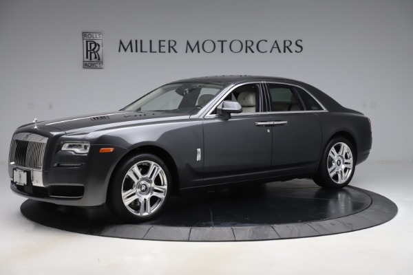 Used 2016 Rolls-Royce Ghost for sale $179,900 at Rolls-Royce Motor Cars Greenwich in Greenwich CT 06830 3