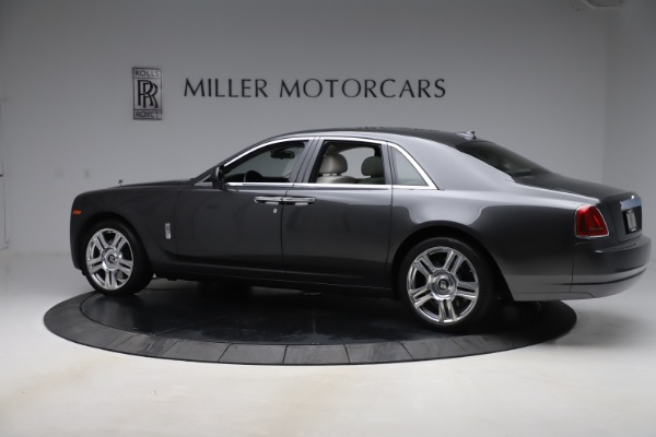 Used 2016 Rolls-Royce Ghost for sale $179,900 at Rolls-Royce Motor Cars Greenwich in Greenwich CT 06830 5