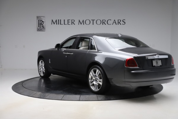 Used 2016 Rolls-Royce Ghost for sale $179,900 at Rolls-Royce Motor Cars Greenwich in Greenwich CT 06830 6