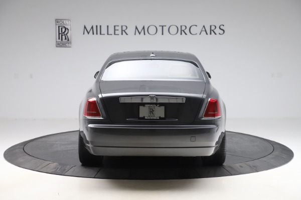 Used 2016 Rolls-Royce Ghost for sale $179,900 at Rolls-Royce Motor Cars Greenwich in Greenwich CT 06830 7
