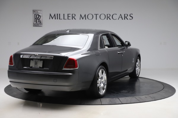 Used 2016 Rolls-Royce Ghost for sale $179,900 at Rolls-Royce Motor Cars Greenwich in Greenwich CT 06830 8