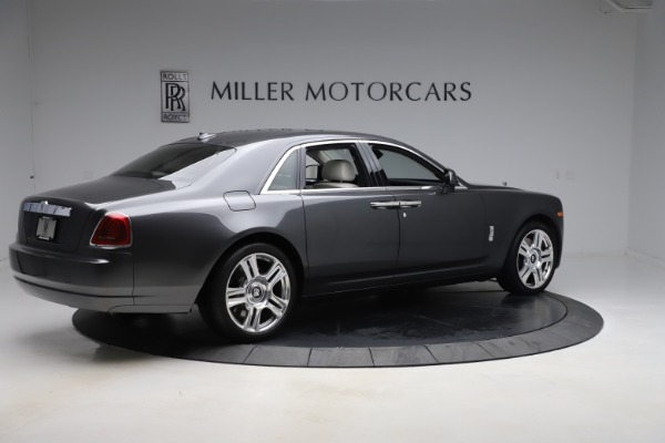 Used 2016 Rolls-Royce Ghost for sale $179,900 at Rolls-Royce Motor Cars Greenwich in Greenwich CT 06830 9