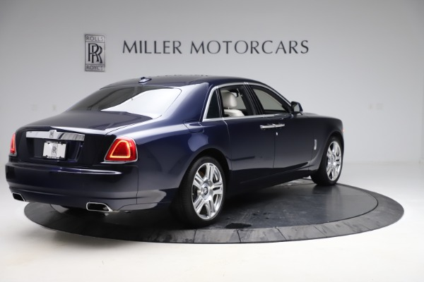 Used 2015 Rolls-Royce Ghost for sale Sold at Rolls-Royce Motor Cars Greenwich in Greenwich CT 06830 10