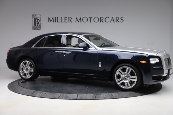 Used 2015 Rolls-Royce Ghost for sale Sold at Rolls-Royce Motor Cars Greenwich in Greenwich CT 06830 12