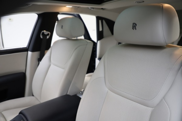 Used 2015 Rolls-Royce Ghost for sale Sold at Rolls-Royce Motor Cars Greenwich in Greenwich CT 06830 15