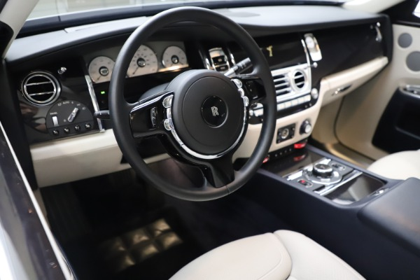 Used 2015 Rolls-Royce Ghost for sale Sold at Rolls-Royce Motor Cars Greenwich in Greenwich CT 06830 19