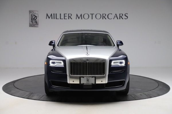 Used 2015 Rolls-Royce Ghost for sale Sold at Rolls-Royce Motor Cars Greenwich in Greenwich CT 06830 2