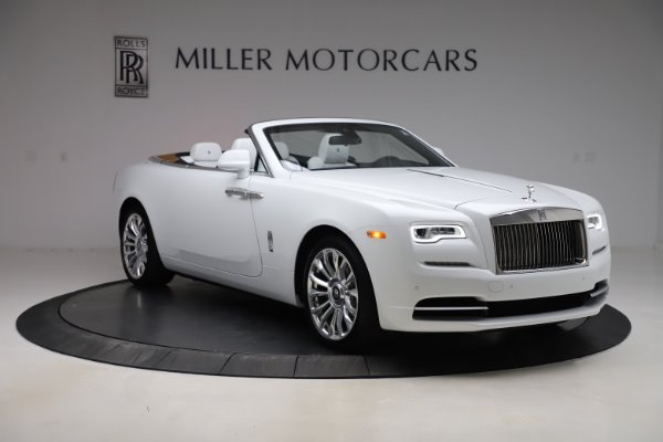 New 2020 Rolls-Royce Dawn for sale $401,175 at Rolls-Royce Motor Cars Greenwich in Greenwich CT 06830 12