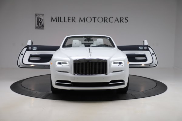 New 2020 Rolls-Royce Dawn for sale $401,175 at Rolls-Royce Motor Cars Greenwich in Greenwich CT 06830 13