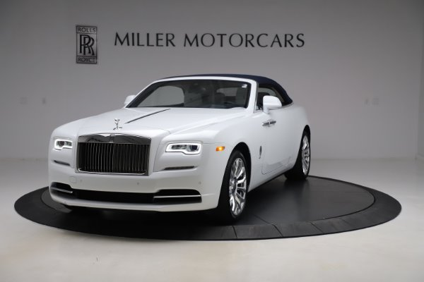 New 2020 Rolls-Royce Dawn for sale $401,175 at Rolls-Royce Motor Cars Greenwich in Greenwich CT 06830 15