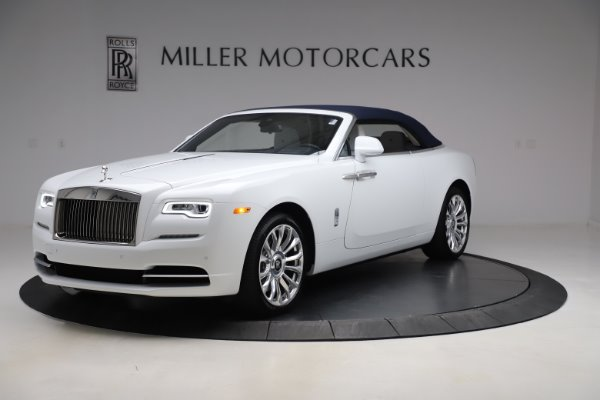 New 2020 Rolls-Royce Dawn for sale $401,175 at Rolls-Royce Motor Cars Greenwich in Greenwich CT 06830 16