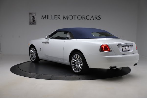 New 2020 Rolls-Royce Dawn for sale $401,175 at Rolls-Royce Motor Cars Greenwich in Greenwich CT 06830 19