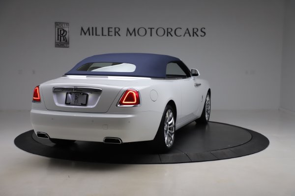 New 2020 Rolls-Royce Dawn for sale $401,175 at Rolls-Royce Motor Cars Greenwich in Greenwich CT 06830 21