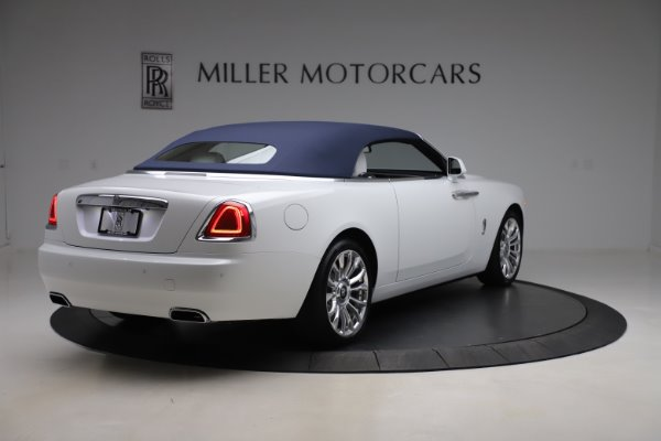 New 2020 Rolls-Royce Dawn for sale $401,175 at Rolls-Royce Motor Cars Greenwich in Greenwich CT 06830 22