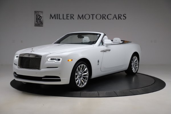 New 2020 Rolls-Royce Dawn for sale $401,175 at Rolls-Royce Motor Cars Greenwich in Greenwich CT 06830 3
