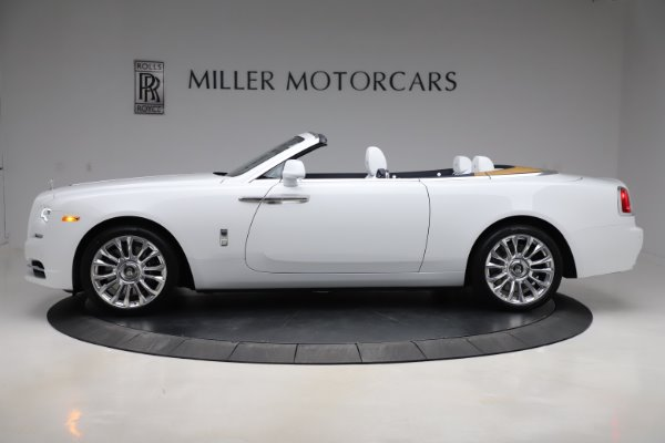 New 2020 Rolls-Royce Dawn for sale $401,175 at Rolls-Royce Motor Cars Greenwich in Greenwich CT 06830 4