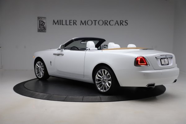 New 2020 Rolls-Royce Dawn for sale $401,175 at Rolls-Royce Motor Cars Greenwich in Greenwich CT 06830 5