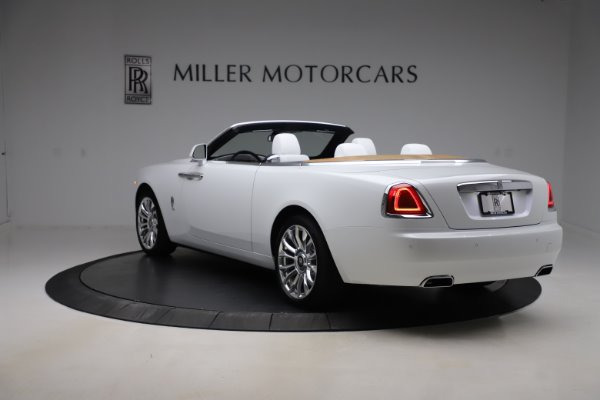 New 2020 Rolls-Royce Dawn for sale $401,175 at Rolls-Royce Motor Cars Greenwich in Greenwich CT 06830 6