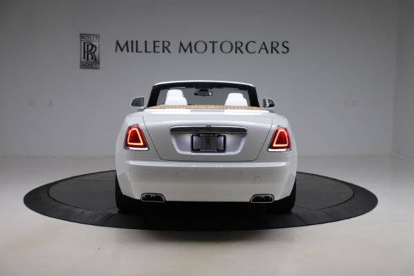New 2020 Rolls-Royce Dawn for sale $401,175 at Rolls-Royce Motor Cars Greenwich in Greenwich CT 06830 7