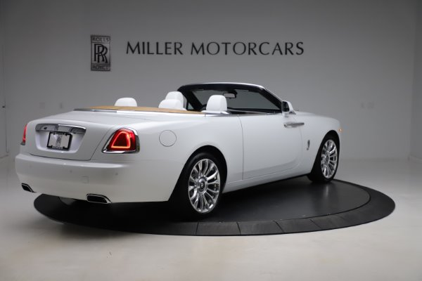 New 2020 Rolls-Royce Dawn for sale $401,175 at Rolls-Royce Motor Cars Greenwich in Greenwich CT 06830 9
