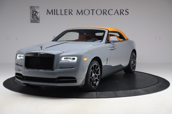New 2020 Rolls-Royce Dawn Black Badge for sale $482,125 at Rolls-Royce Motor Cars Greenwich in Greenwich CT 06830 10