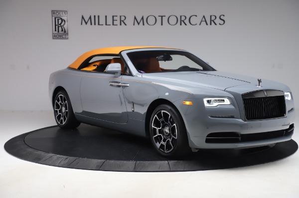 New 2020 Rolls-Royce Dawn Black Badge for sale $482,125 at Rolls-Royce Motor Cars Greenwich in Greenwich CT 06830 16
