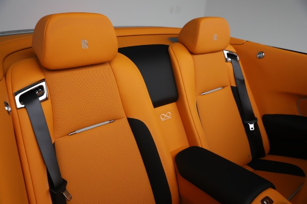 New 2020 Rolls-Royce Dawn Black Badge for sale $482,125 at Rolls-Royce Motor Cars Greenwich in Greenwich CT 06830 18