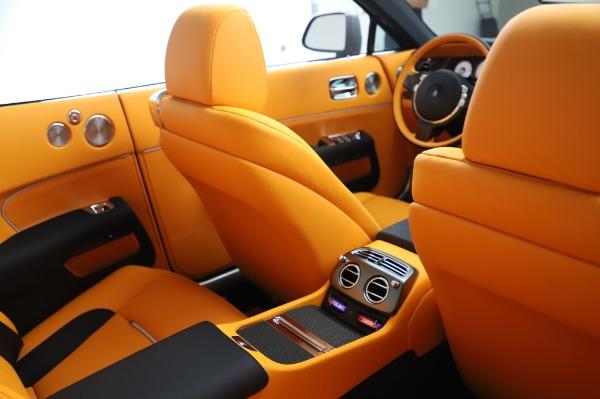 New 2020 Rolls-Royce Dawn Black Badge for sale $482,125 at Rolls-Royce Motor Cars Greenwich in Greenwich CT 06830 19