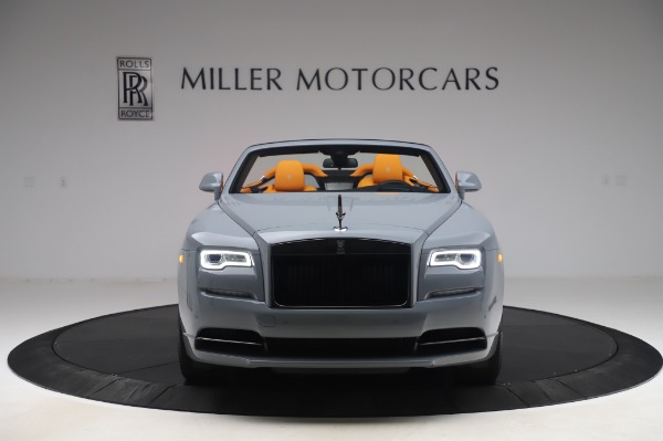 New 2020 Rolls-Royce Dawn Black Badge for sale $482,125 at Rolls-Royce Motor Cars Greenwich in Greenwich CT 06830 2