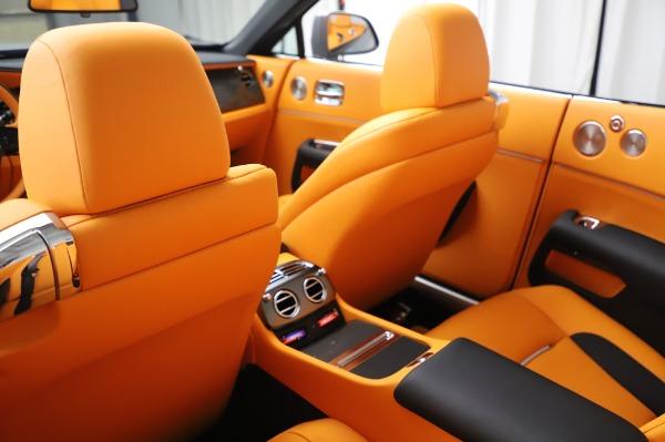 New 2020 Rolls-Royce Dawn Black Badge for sale $482,125 at Rolls-Royce Motor Cars Greenwich in Greenwich CT 06830 20