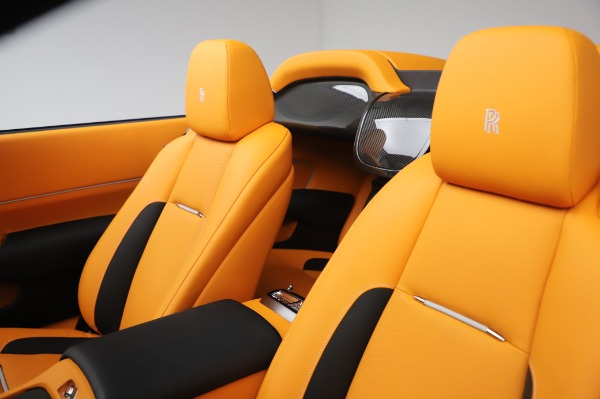 New 2020 Rolls-Royce Dawn Black Badge for sale $482,125 at Rolls-Royce Motor Cars Greenwich in Greenwich CT 06830 21