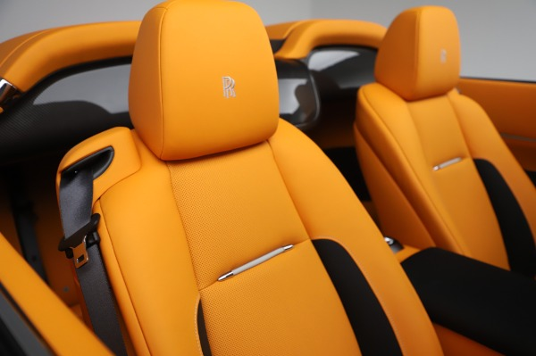 New 2020 Rolls-Royce Dawn Black Badge for sale $482,125 at Rolls-Royce Motor Cars Greenwich in Greenwich CT 06830 22