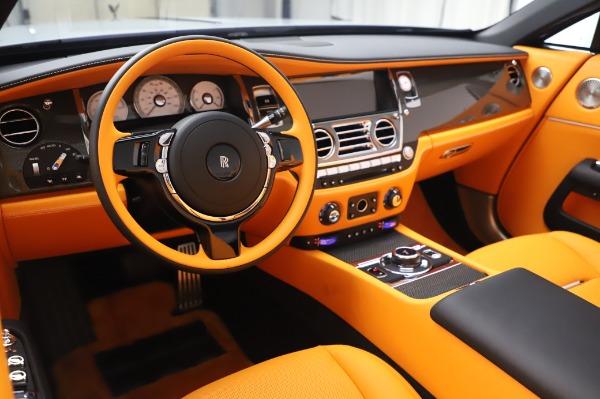 New 2020 Rolls-Royce Dawn Black Badge for sale $482,125 at Rolls-Royce Motor Cars Greenwich in Greenwich CT 06830 23