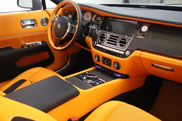 New 2020 Rolls-Royce Dawn Black Badge for sale $482,125 at Rolls-Royce Motor Cars Greenwich in Greenwich CT 06830 24
