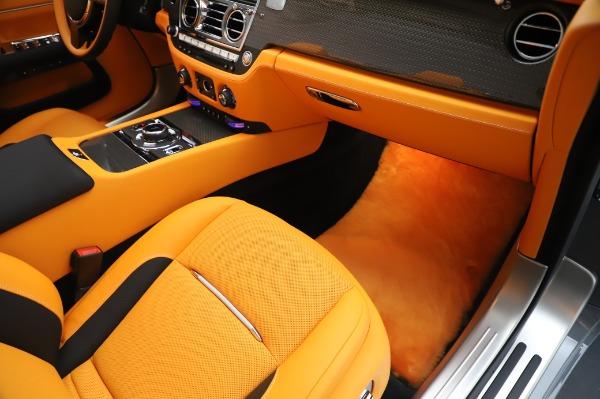 New 2020 Rolls-Royce Dawn Black Badge for sale $482,125 at Rolls-Royce Motor Cars Greenwich in Greenwich CT 06830 26