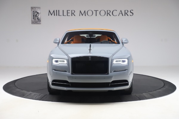 New 2020 Rolls-Royce Dawn Black Badge for sale $482,125 at Rolls-Royce Motor Cars Greenwich in Greenwich CT 06830 9