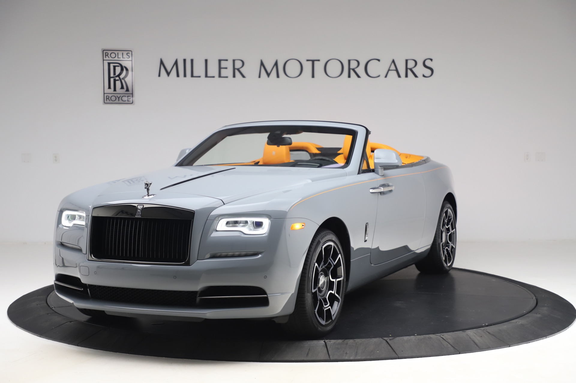 New 2020 Rolls-Royce Dawn Black Badge for sale $482,125 at Rolls-Royce Motor Cars Greenwich in Greenwich CT 06830 1