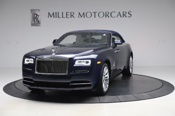 New 2020 Rolls-Royce Dawn for sale $384,875 at Rolls-Royce Motor Cars Greenwich in Greenwich CT 06830 10