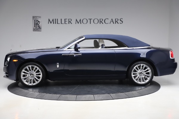 New 2020 Rolls-Royce Dawn for sale $384,875 at Rolls-Royce Motor Cars Greenwich in Greenwich CT 06830 11