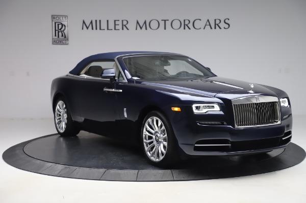 Used 2020 Rolls-Royce Dawn for sale $399,900 at Rolls-Royce Motor Cars Greenwich in Greenwich CT 06830 16