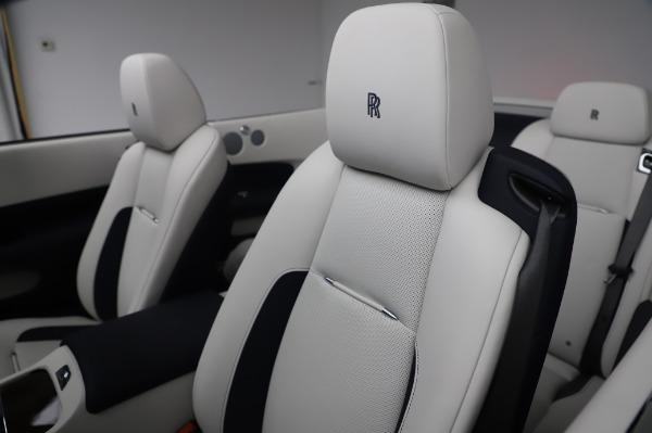 New 2020 Rolls-Royce Dawn for sale $384,875 at Rolls-Royce Motor Cars Greenwich in Greenwich CT 06830 17