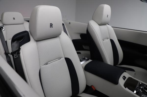 Used 2020 Rolls-Royce Dawn for sale $399,900 at Rolls-Royce Motor Cars Greenwich in Greenwich CT 06830 18