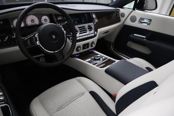 New 2020 Rolls-Royce Dawn for sale $384,875 at Rolls-Royce Motor Cars Greenwich in Greenwich CT 06830 19