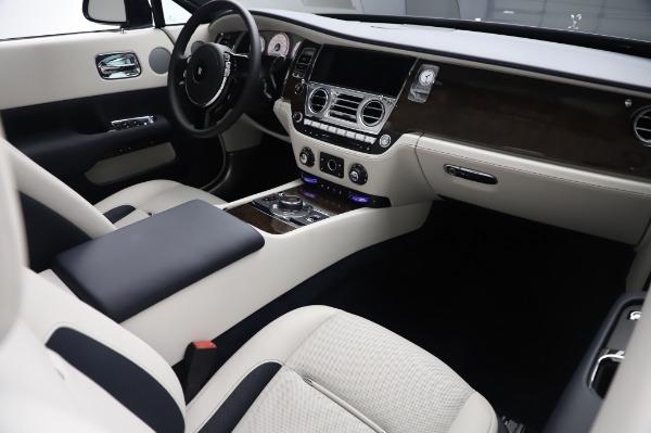 New 2020 Rolls-Royce Dawn for sale $384,875 at Rolls-Royce Motor Cars Greenwich in Greenwich CT 06830 20