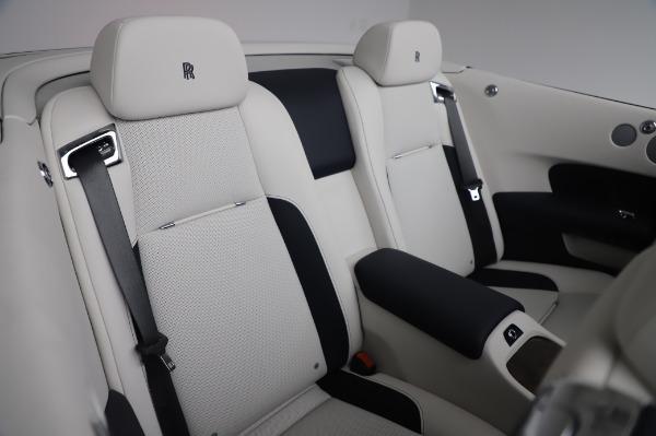 New 2020 Rolls-Royce Dawn for sale $384,875 at Rolls-Royce Motor Cars Greenwich in Greenwich CT 06830 21