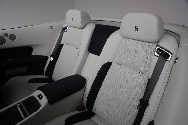 New 2020 Rolls-Royce Dawn for sale $384,875 at Rolls-Royce Motor Cars Greenwich in Greenwich CT 06830 22