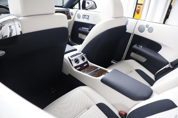 Used 2020 Rolls-Royce Dawn for sale $399,900 at Rolls-Royce Motor Cars Greenwich in Greenwich CT 06830 23